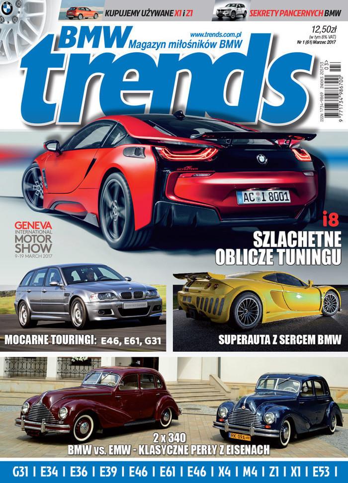 BMW TRENDS -                     1/2017