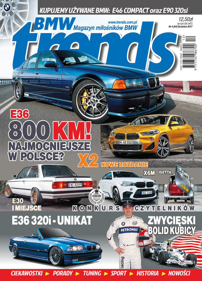 BMW TRENDS -                     4/2017