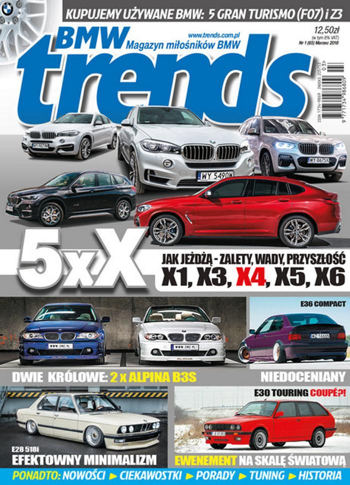BMW TRENDS -                     1/2018