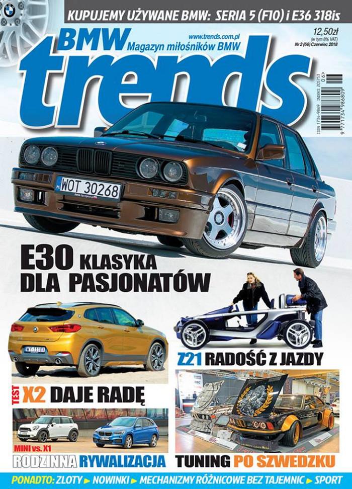 BMW TRENDS -                     2/2018