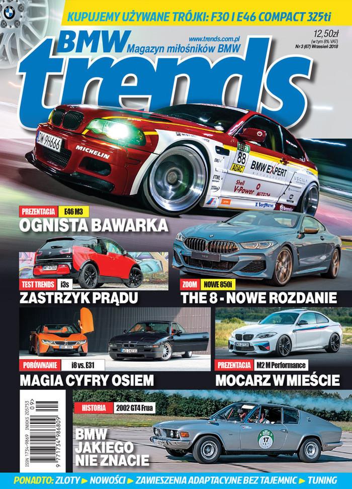 BMW TRENDS -                     3/2018