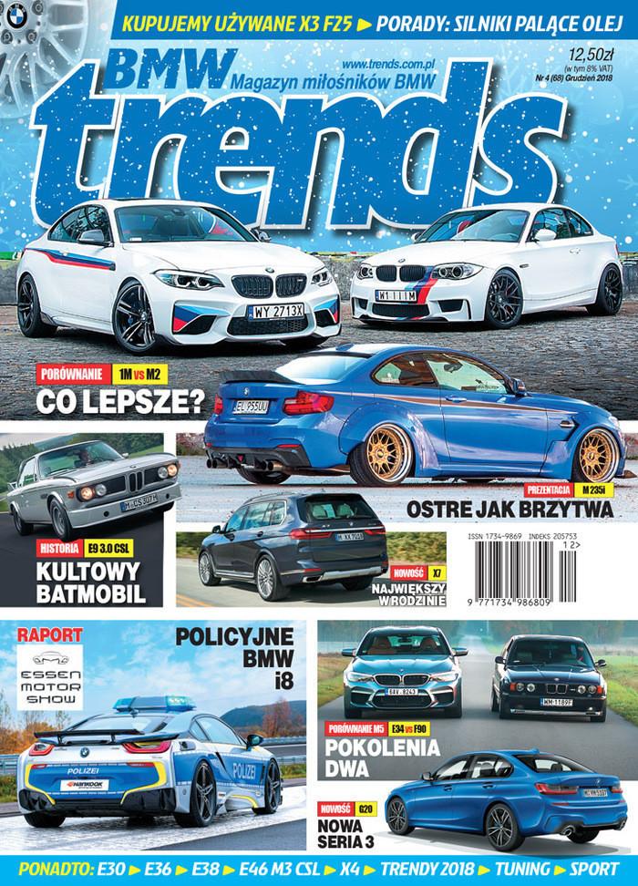 BMW TRENDS -                     4/2018