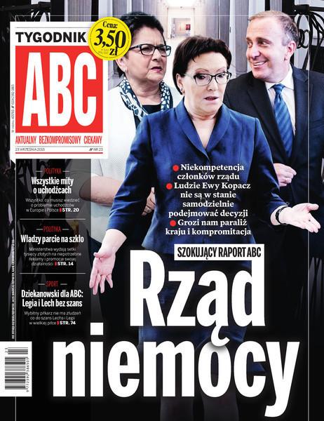 ABC -                     23/2015