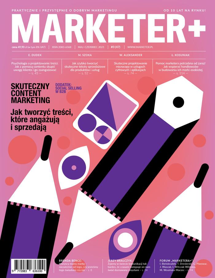 Marketer+ -                     Marketer+ 47/2021
