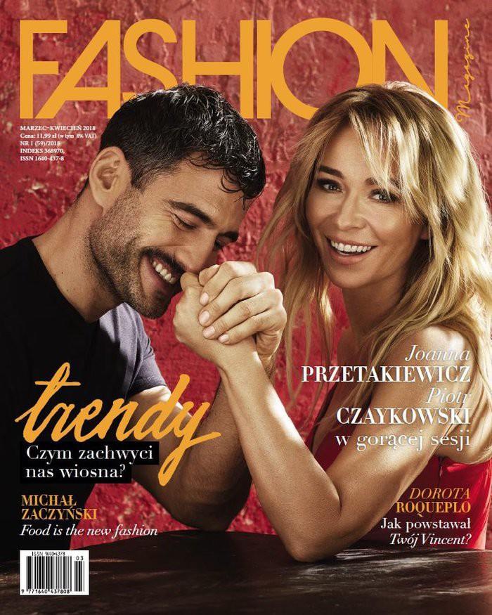 Fashion Magazine -                     7/2018