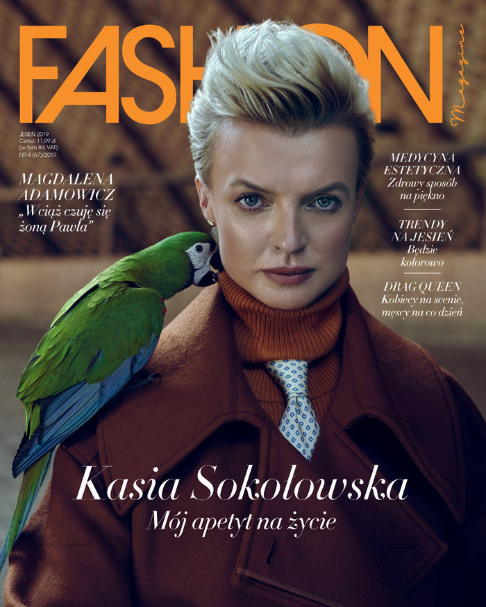 Fashion Magazine -                     2019-09-20
