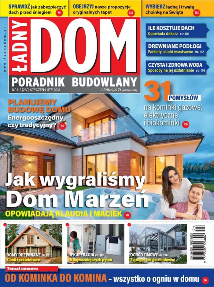 Ładny Dom -                     1/2018