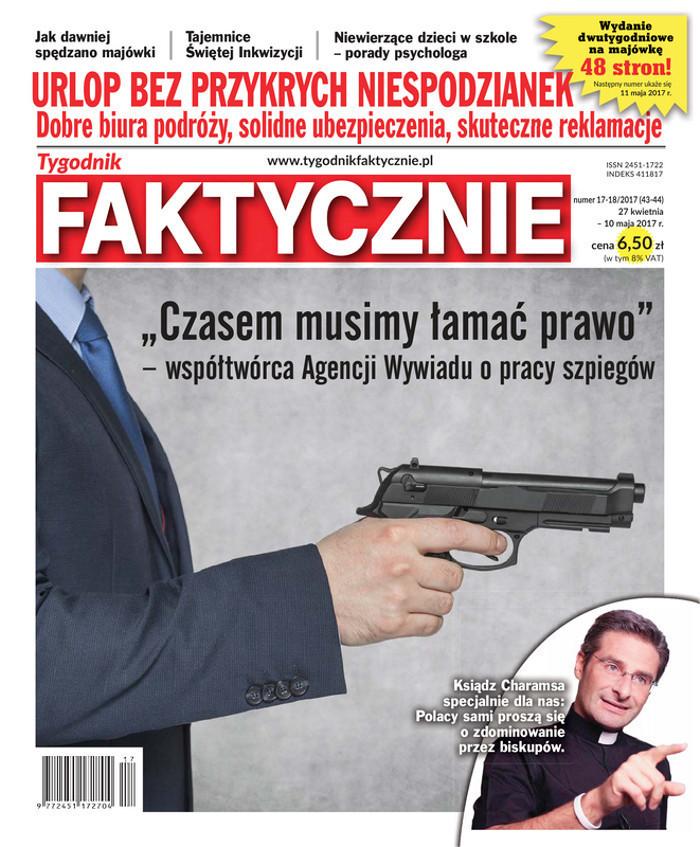 Tygodnik Faktycznie -                     17/2017