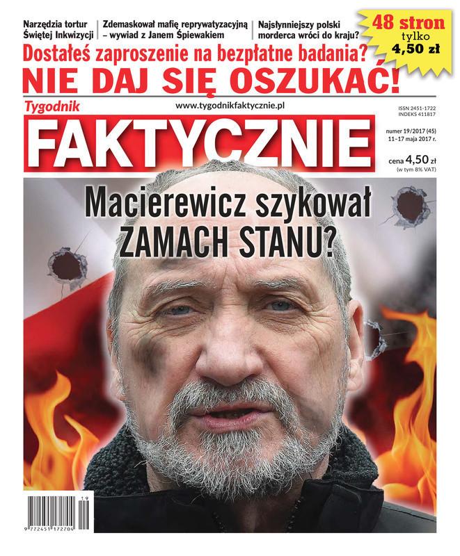 Tygodnik Faktycznie -                     19/2017