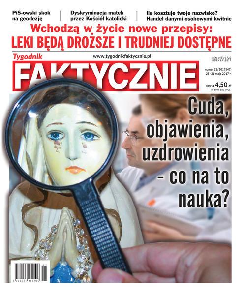Tygodnik Faktycznie -                     21/2017