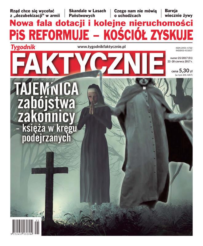 Tygodnik Faktycznie -                     25/2017