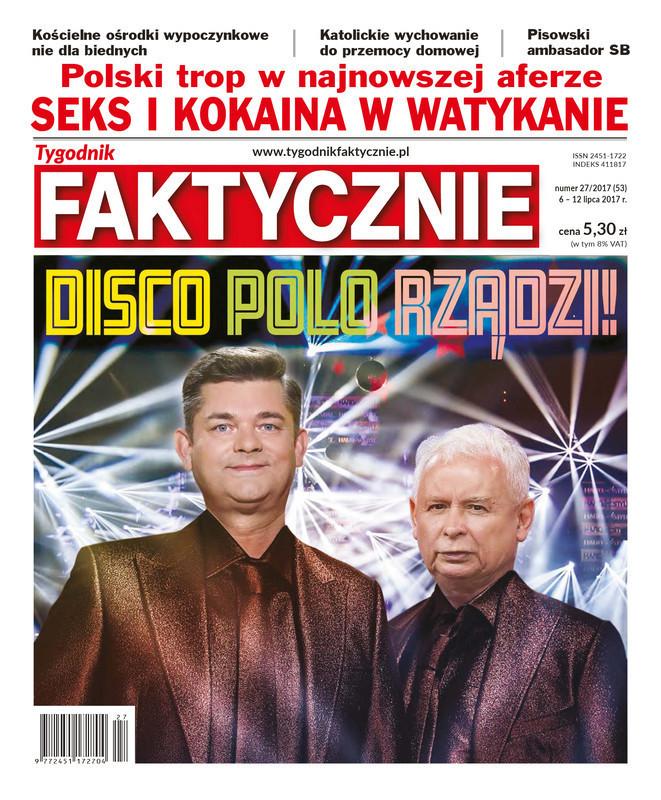 Tygodnik Faktycznie -                     27/2017