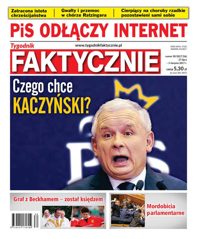 Tygodnik Faktycznie -                     30/2017
