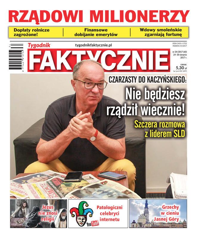 Tygodnik Faktycznie -                     34/2017