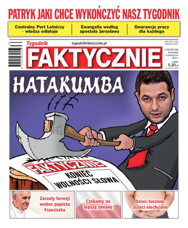 Tygodnik Faktycznie -                     39/2017