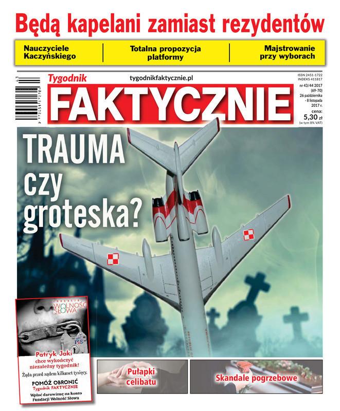 Tygodnik Faktycznie -                     43-44/2017