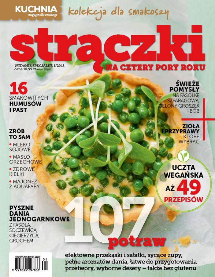 Kuchnia 12018 Wydanie Specjalne Pierwsze Strony