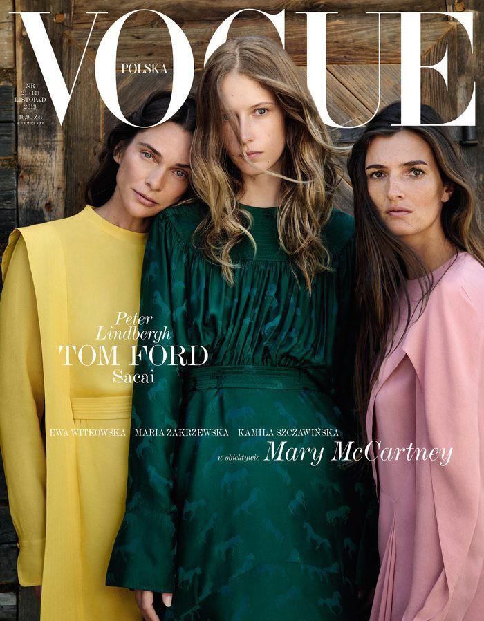 Vogue Polska -                     2019-10-09
