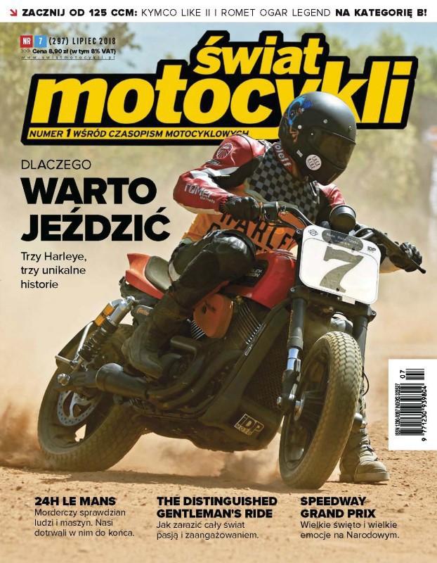 Świat Motocykli -                     7/2018