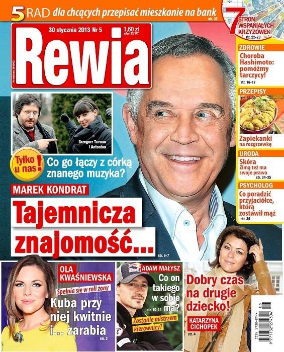 Rewia -                     5/2013
