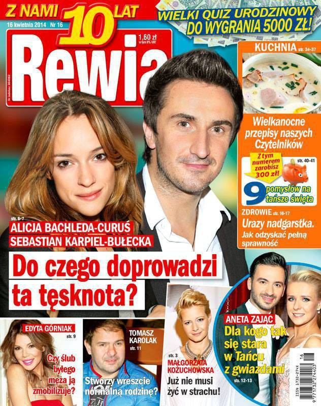Rewia -                     16/2014