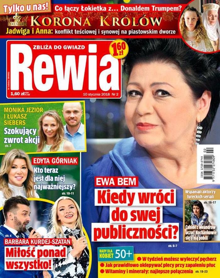 Rewia -                     1/2018