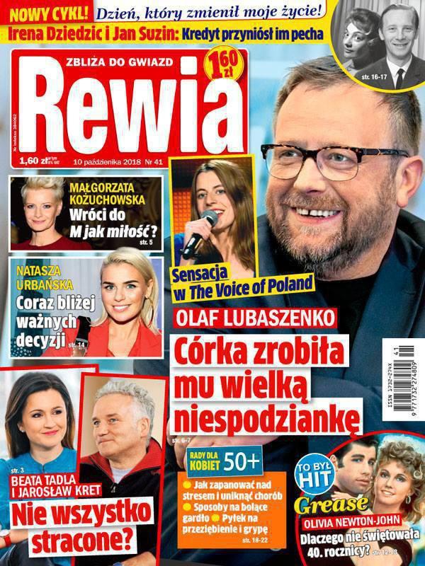Rewia -                     41/2018