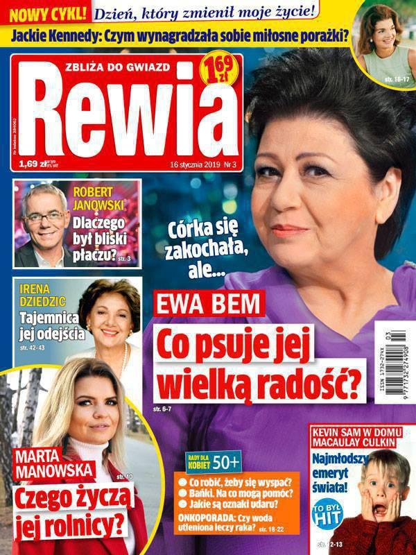 Rewia -                     3/2019