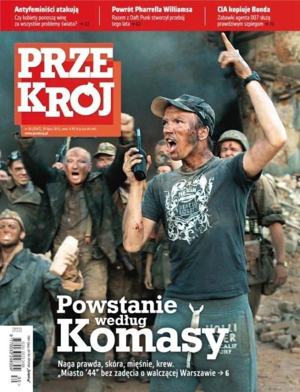 Przekrój -                     30/2013