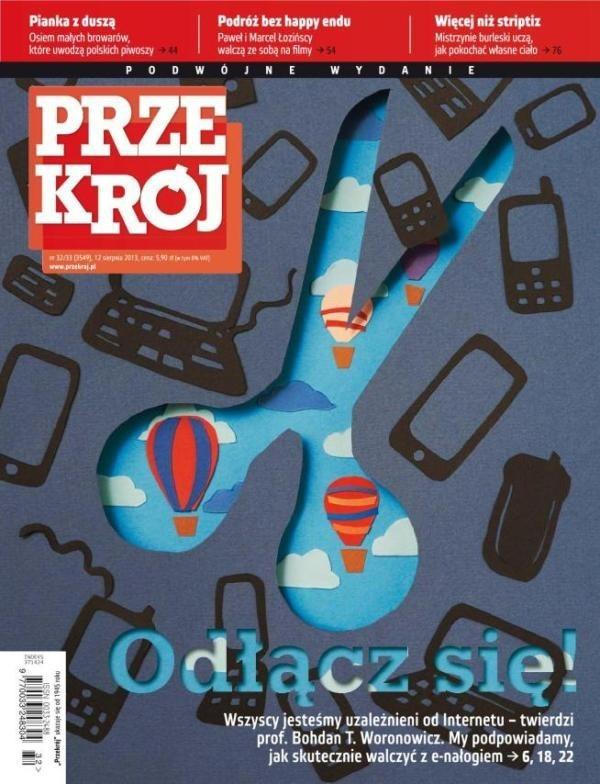 Przekrój -                     32/33 2013