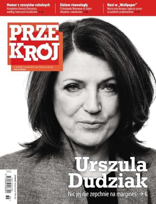 Przekrój -                     36/2013