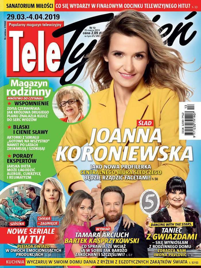 Tele Tydzień -                     13/2019