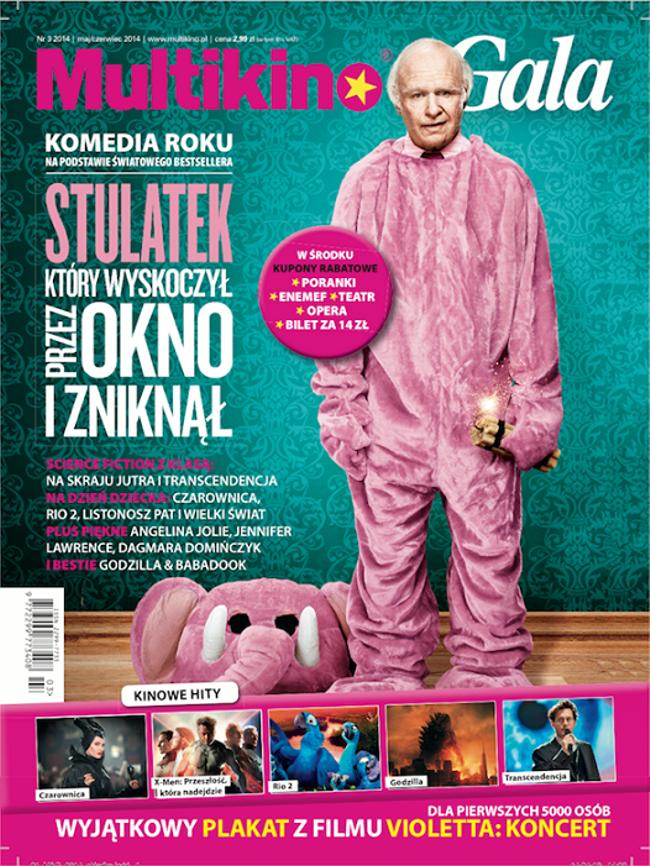Multikino&Gala -                     3/2014