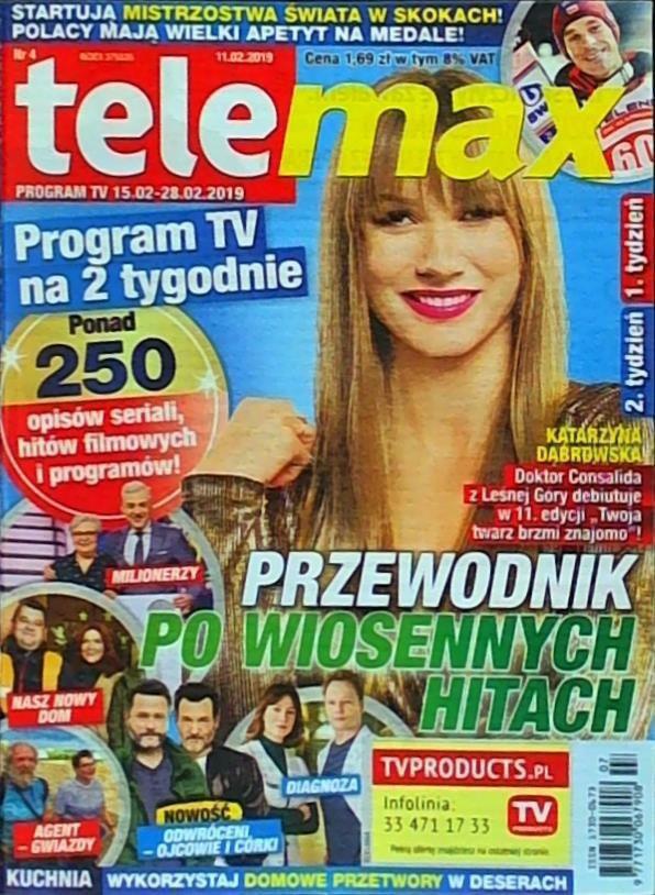 Tele Max -                     4/2019