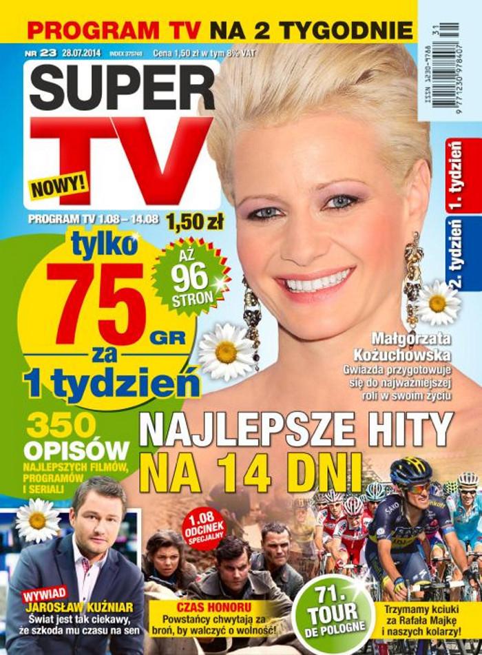 Super TV -                     23/2014