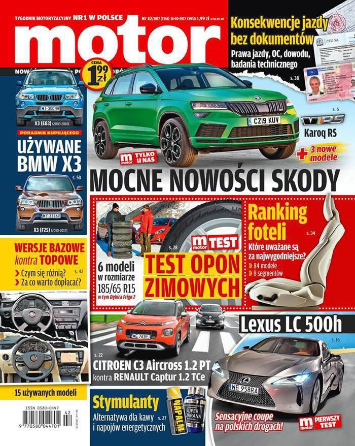 Motor -                     42/2017