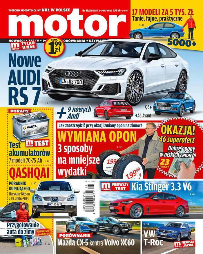 Motor -                     45/2017