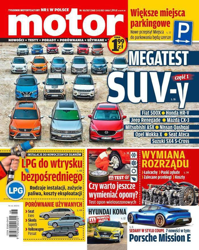Motor -                     46/2017