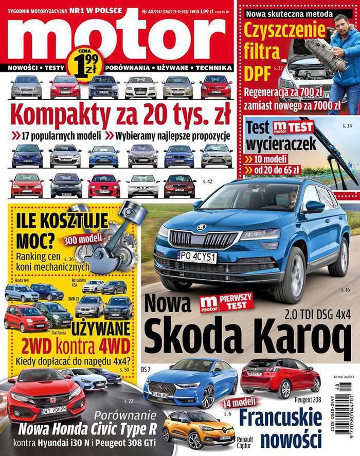 Motor -                     48/2017