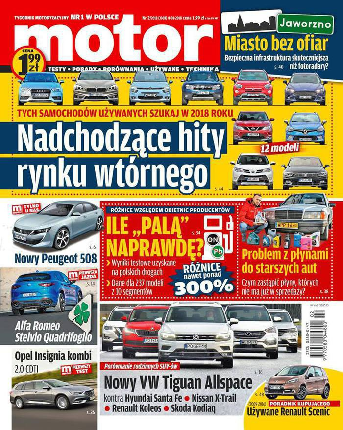 Motor -                     2/2018