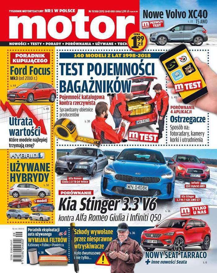 Motor -                     9/2018