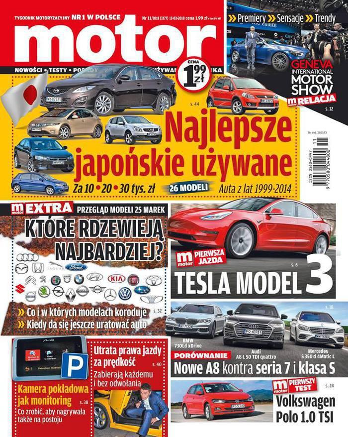 Motor -                     11/2018
