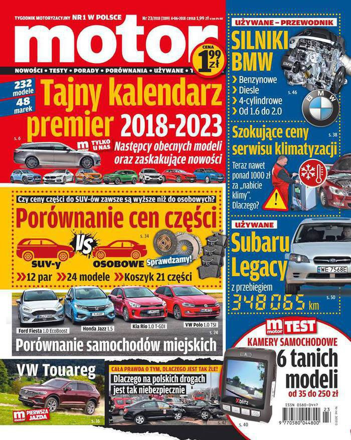 Motor -                     23/2018