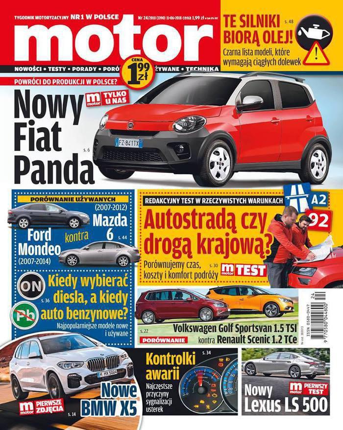 Motor -                     24/2018