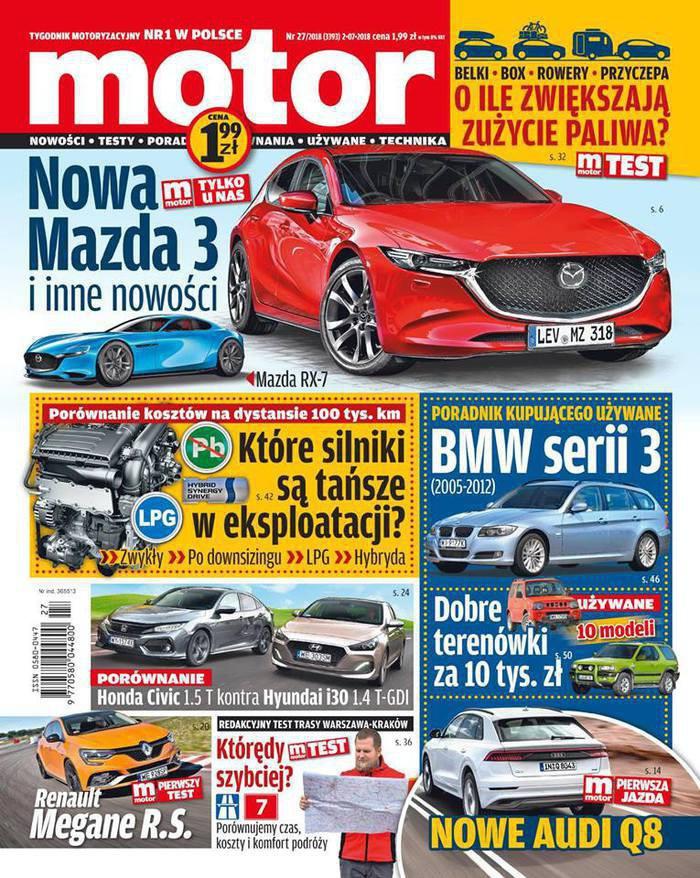 Motor -                     27/2018