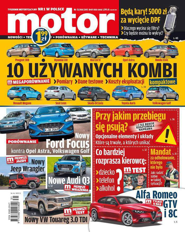 Motor -                     31/2018