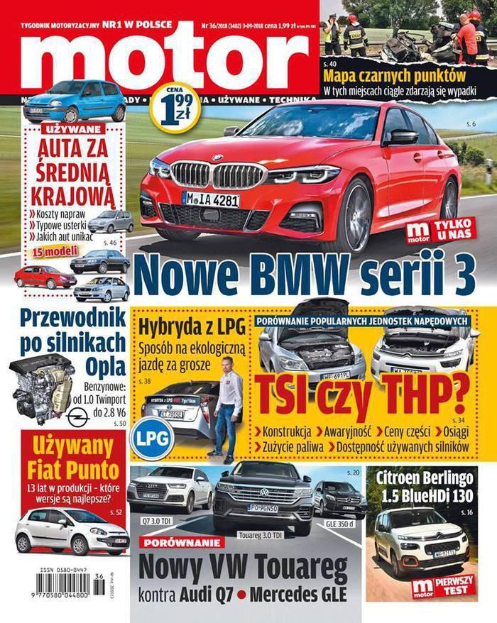 Motor -                     36/2018