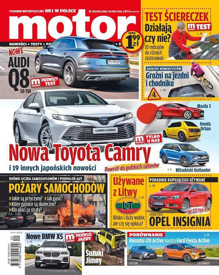 Motor -                     40/2018