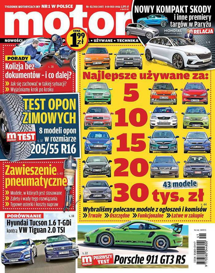 Motor -                     41/2018