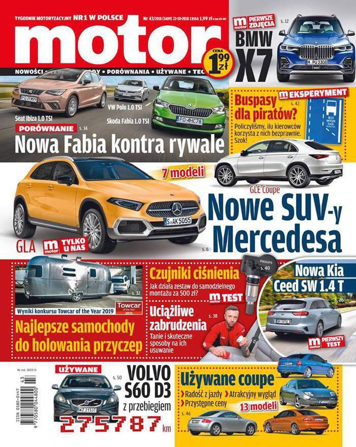 Motor -                     43/2018